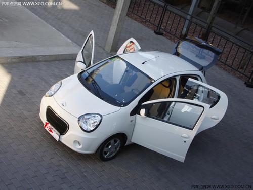 价格进一步下探 吉利熊猫将推出1.0L车型