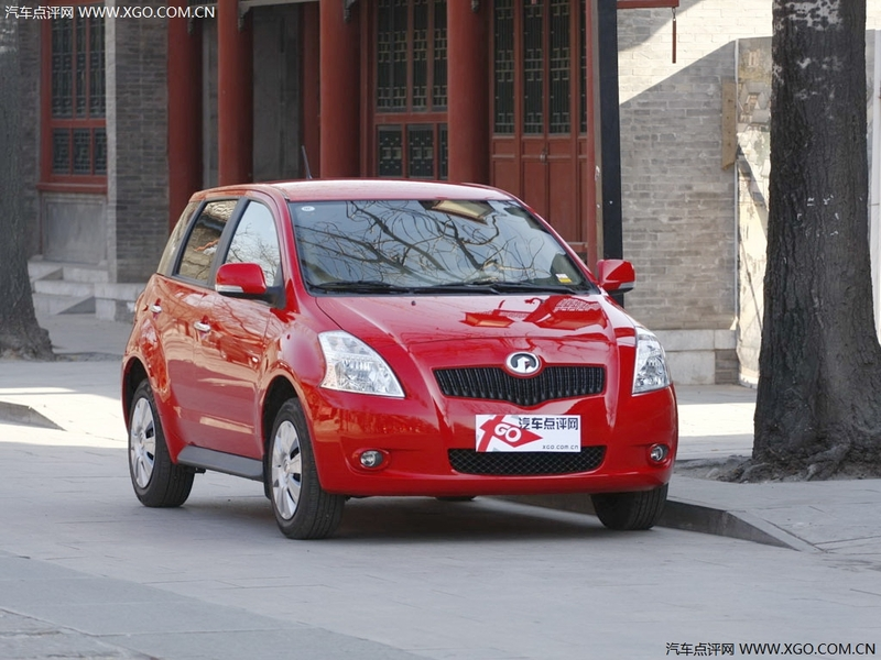 长城汽车 炫丽 1.3L 豪华型2707983高清图片