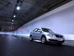 动力刚好/刹车需改进 测骏捷FSV 1.5MT