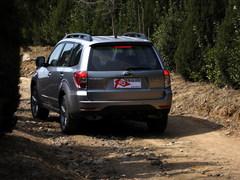 SUV中的动力强者 大众Tiguan对比森林人