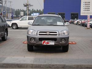 圣达菲 2.0 四驱自动天窗 哈尔滨恒通汽车 xgo经销商高清图片