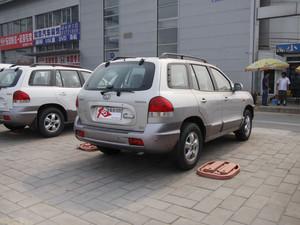 圣达菲 2.0 四驱自动天窗 吉林省广信汽车 xgo经销商高清图片