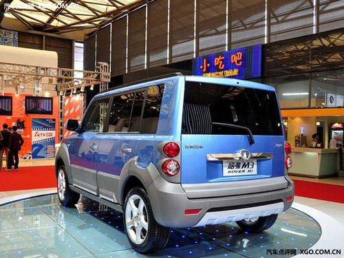 首款小型家庭SUV 哈弗M2将于本月上市