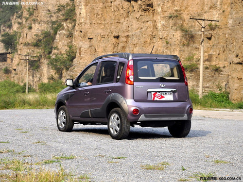 身材虽小照样有型 5款个性十足小型SUV