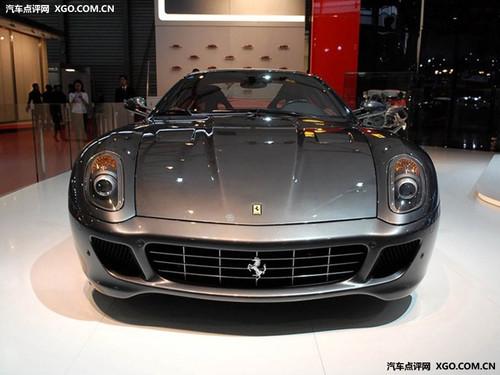 法拉利将推599限量版 同时重启GTO车标