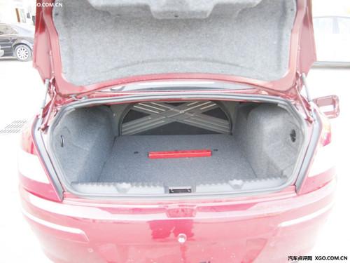 轴距超2700mm 5款大空间自主车型推荐