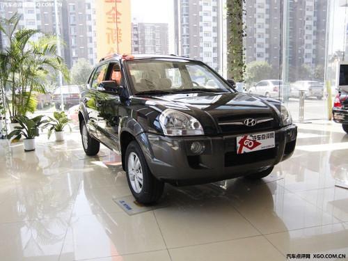 2009年全年北京SUV上牌量前十名车型