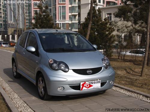 6款热销微型车北京地区现车情况调查