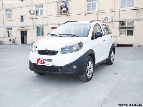 小型家用大空间SUV 瑞麒X1最低5.58万元