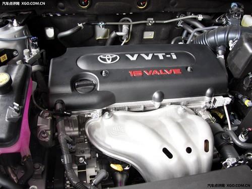 当今市场主流 4大品牌2.4L发动机车型