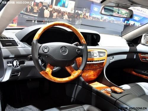 售价249.8万 奔驰CL600在沪有红色现车