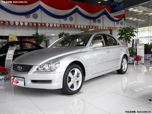 售22.88万起 一汽丰田锐志特装版车型上市