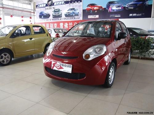 微车代步新选择 瑞麒M1广州降价3000元