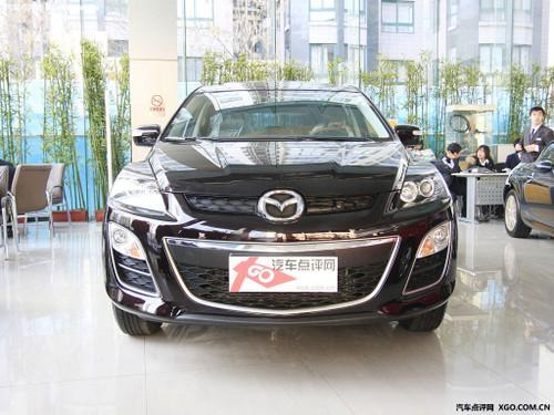 运动型进口SUV 马自达CX-7深圳少量现车