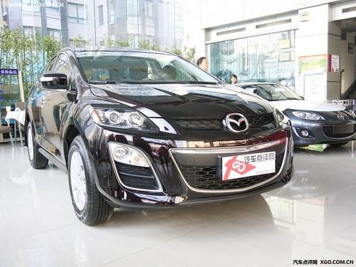 马自达首款SUV车型 Mazda CX-7登陆中国