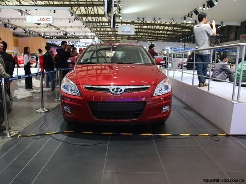 现代i30现车充足 全系享受7000元优惠