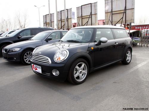 广州有现车 经典车型MINI广州售价稳定