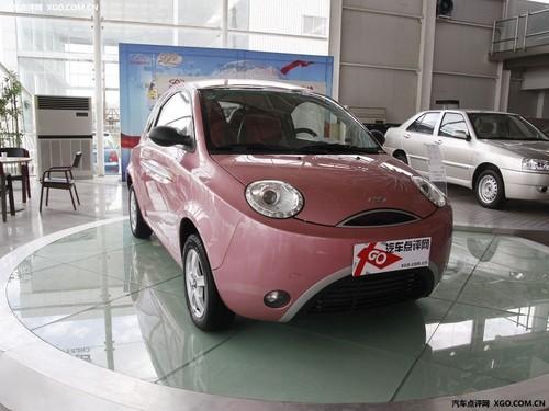 降1000元送VIP卡 家用小车QQme售5.4万