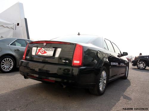 凯迪拉克新SLS赛威北京市场销售火爆