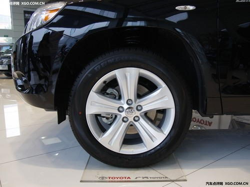 多功能SUV对决 丰田汉兰达VS道奇酷威