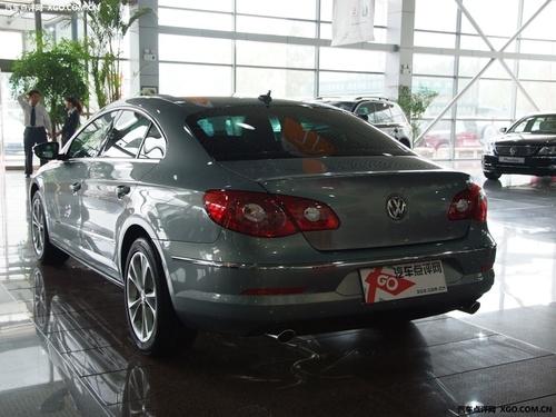 优雅的性能轿跑 大众CC上市/售50.5万起