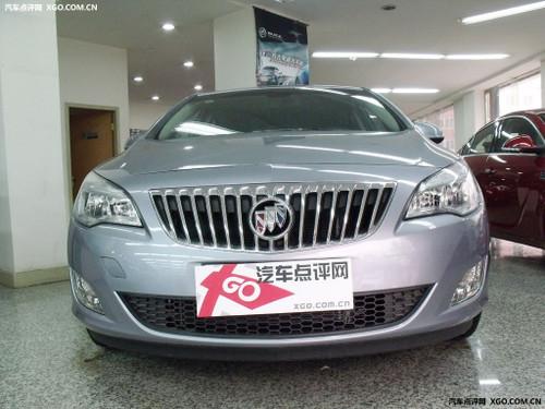 1月超9万辆 上海通用收获销量开门红