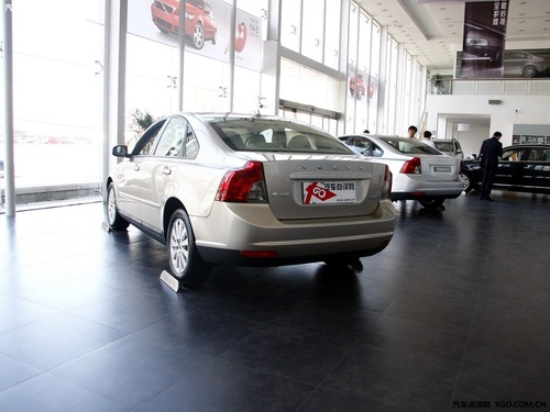 售价24.8万元起 2.0L沃尔沃S40售价变更