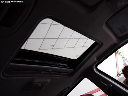 观看日环食 8款20万带天窗版车型推荐