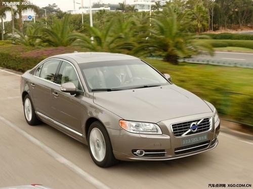 购车暂无优惠 2010款沃尔沃S80L有现车