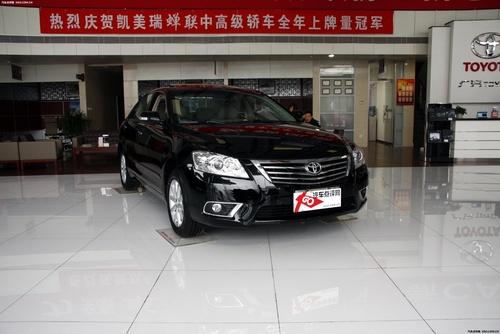 购车优惠多 广汽丰田凯美瑞降价1.2万元